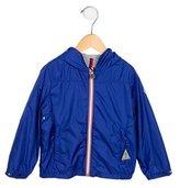 Moncler Boys' Hooded Windbreaker Jacket