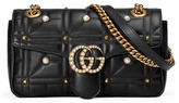 Gucci GG Marmont Small Pearly Shoulder Bag