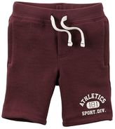 Carter's Boys 4-7 French Terry Active Knit Shorts