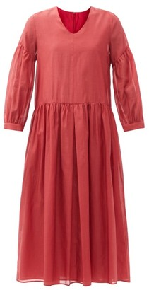 S Max Mara Adorno Dress - Red