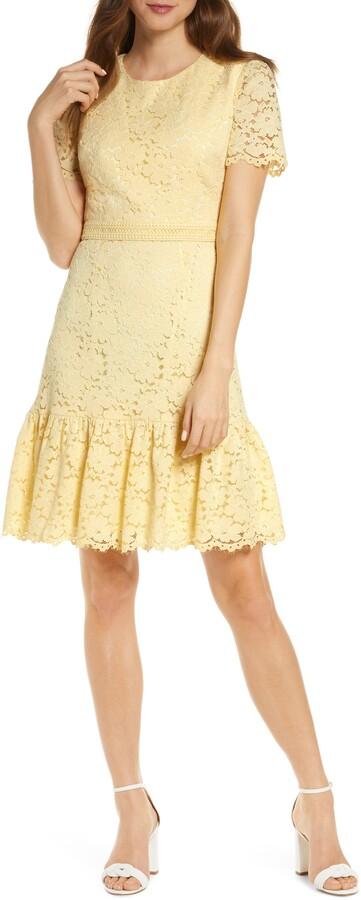 Rachel Parcell Lace Minidress