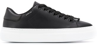 Neil Barrett Lace-Up Leather Sneakers
