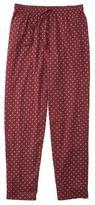 Logan Hill Men's Printed Jersey Sleep Pant