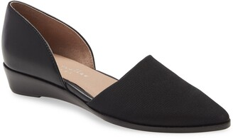 Bettye Muller Concepts Cage d'Orsay Wedge Pump