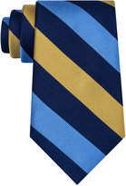 Club Room Men's Triple Bar Stripe Tie, Created for Macy's
