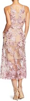 Thumbnail for your product : Dress the Population Audrey Embroidered Fit & Flare Dress