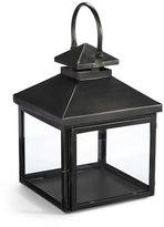 Glucksteinhome 12-Inch Weathered Zinc Steel Lantern