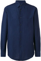 Ermenegildo Zegna gingham shirt - men - Cotton/Linen/Flax - S