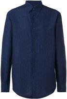 Ermenegildo Zegna gingham shirt - men - Cotton/Linen/Flax - XL
