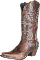 Ariat Women's Heritage Western X Toe Western Cowboy Boot
