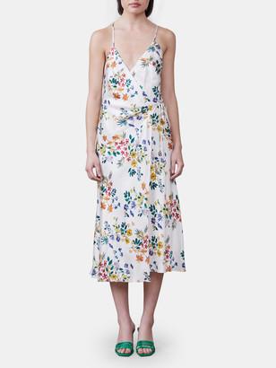 Allen Schwartz Thelma Wrap Dress