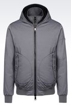 Armani Jeans Water Repellent Down Jacket