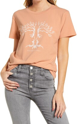 Desert Dreamer Grounded in Nature Graphic Tee