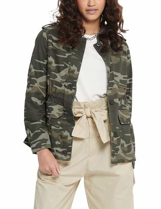Only Women's Onlohio Utility Jacket Cc OTW