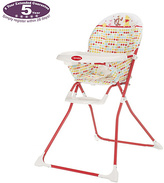 Disney Highchair – Winnie the Pooh Red