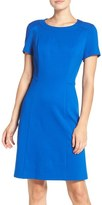 Eliza J Women's Seamed Ponte A-Line Dress