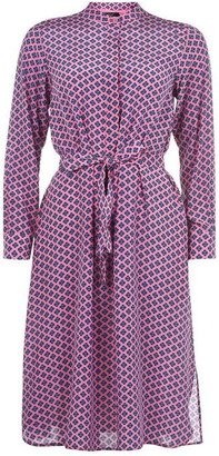 Max Mara Weekend MMW Printed Dress Ld01