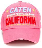 DSQUARED2 Summer Tour California baseball cap