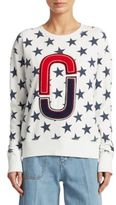 Marc Jacobs Cotton Star Sweatshirt