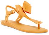 MELISSA FOOTWEAR Solar III Jelly Sandal