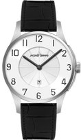 Jacques Lemans Men's 1-1626B London Classic Analog with Flat Caseversion Watch