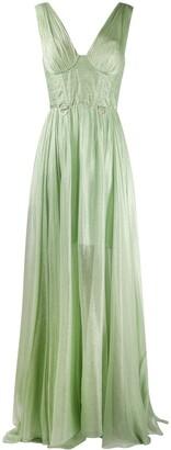 Maria Lucia Hohan Sorena maxi dress