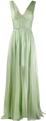 Maria Lucia Hohan Sorena maxi dress