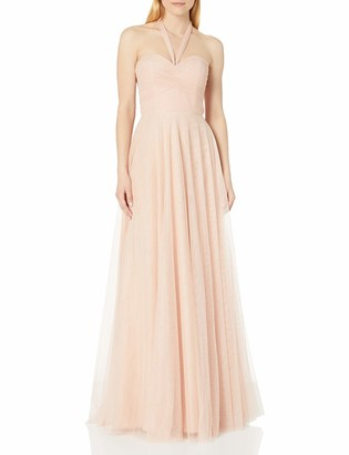 Jenny Yoo Women's Julia Sweetheart Tulle Convertible Long Gown