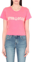 Wildfox Couture Aphrodisiac jersey t-shirt