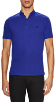 The Kooples Solid Cotton Polo