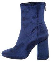Ellery 2016 Esmond Velvet Boots w/ Tags