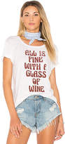 Chaser All is Fine Tee