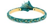 Aurelie Bidermann Copacabana gold-plated slim cuff