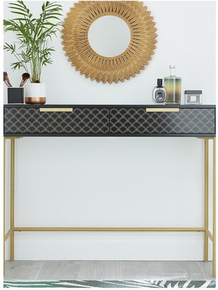 Very Botanist Console Table