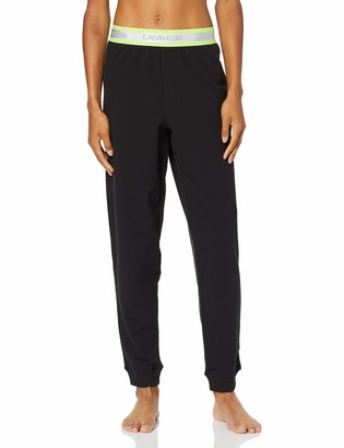 Calvin Klein Women's Jogger Thermal Trousers