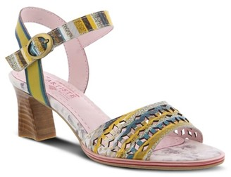 L'artiste By Spring Step Madelyn Sandal