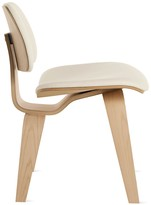 Design Within Reach Eames Upholstered Molded Plywood Dining Chair (DCW)