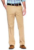 Haggar Life Khaki Sustainable Chino - Slim Fit, Flat Front