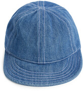 Thumbnail for your product : Arket Denim Baby Cap