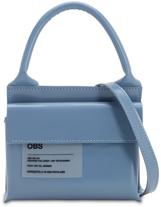 Obs Kompakt Damen Small Leather Bag