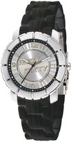 Miss Sixty SIJ006 40mm Stainless Steel Case Black Steel Bracelet Mineral Men's Watch