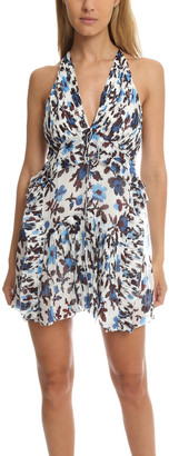 Thakoon Mini Halter Dress