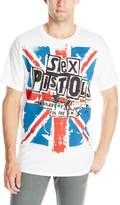 Liquid Blue Men's Sex Pistols Anarchy In The UK T-Shirt