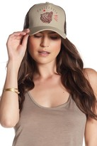 "San Diego Hat Company Woven ""California"" Trucker Cap"