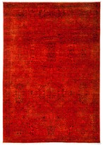 Solo Rugs Vibrance Overdyed Area Rug, 6' x 8'6""
