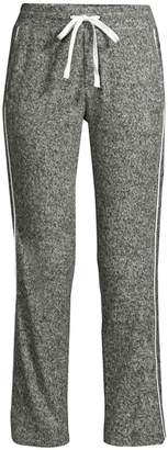 The Kooples Fleece Tearaway Track Pants
