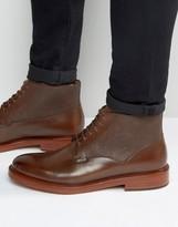 Paul Smith Munari Lace Up Boots