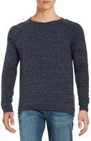 Selected Cotton Crewneck Sweater