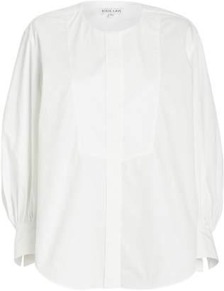 Shona Joy Drake Balloon Sleeve Poplin Shirt