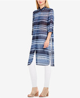 Vince Camuto TWO by Vince Striped Tunic